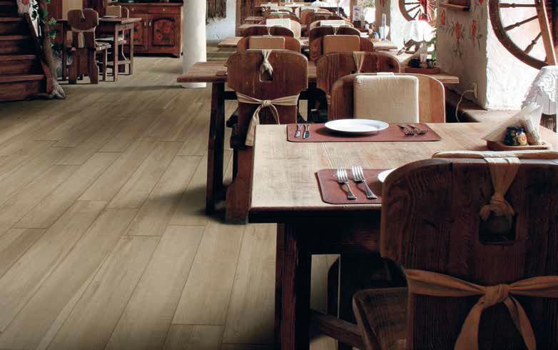 Pavimento effetto legno nordic area doc ceramiche