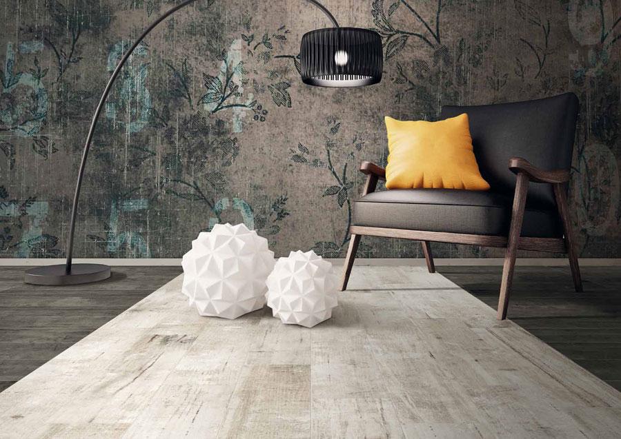 Pavimento effetto legno Tullamore in gres porcellanato
