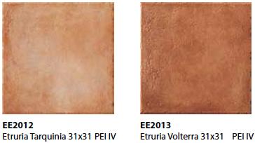Pavimento in gres porcellanato Etruria