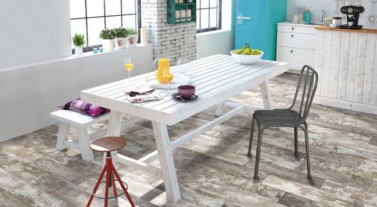 Ambiente con Modern Wood Color