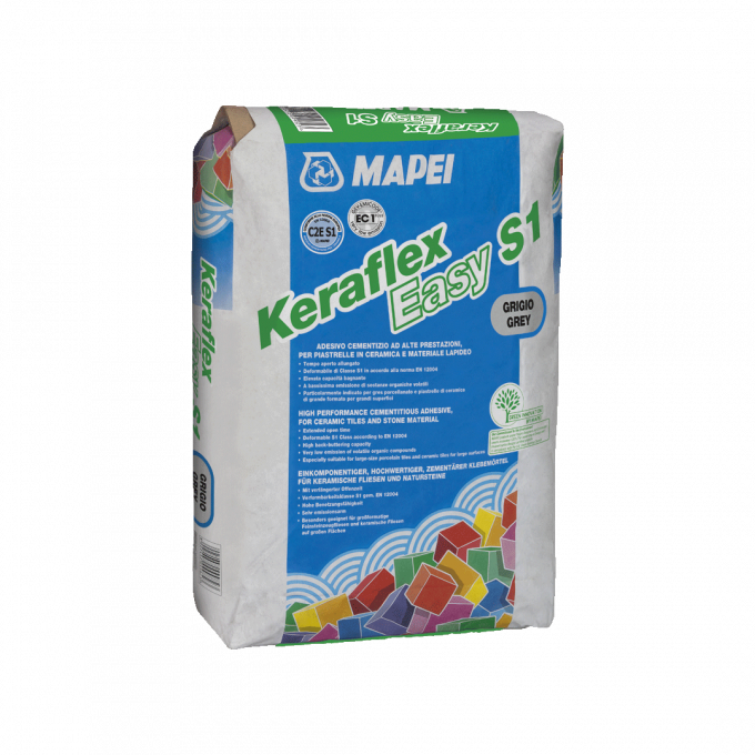 Colla Mapei Keraflex Easy S1